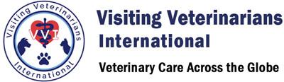Visiting Veterinarians International Logo